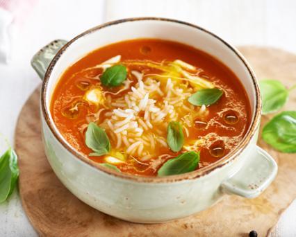 Zupa Pomidorowa Z Ryżem Przepis Tefal