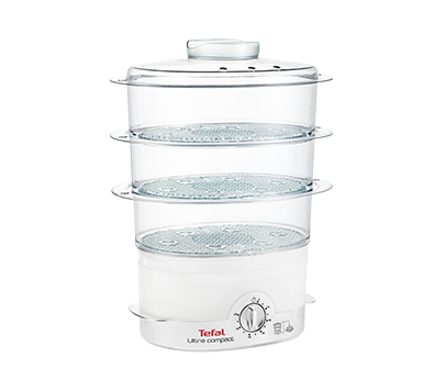 tefal steamer how to use